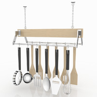 3ds max kitchen tools set