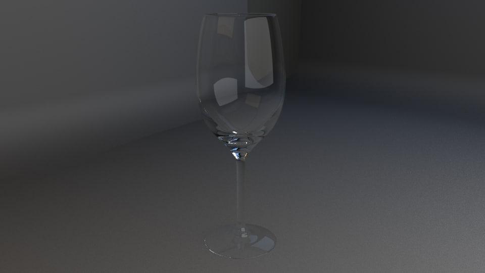 free x model wine glass