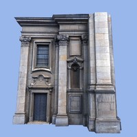 Basilica Facade 8K