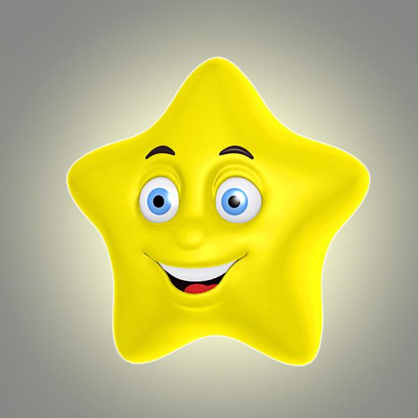 cool cartoon star max
