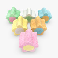 3dsmax marshmallow 04 6 colors