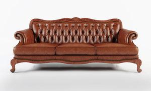 victoria sofa coaster home 3ds