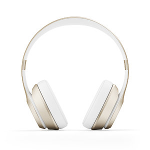 wireless gold headphones x