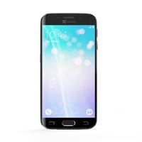 3ds max black smartphone