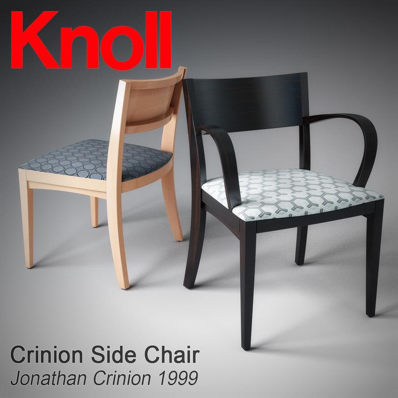 crinion chair obj