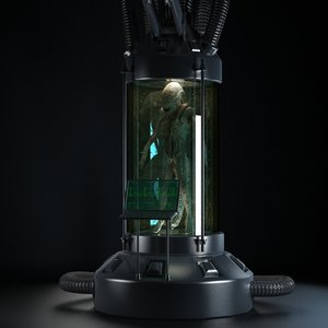 max cryogenics chamber sci fi