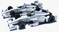 Indycar Chevrolet road+oval aero kit