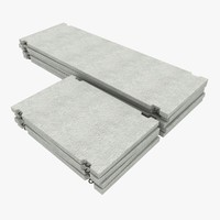 concrete road slabs