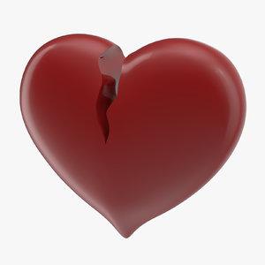 broken heart max