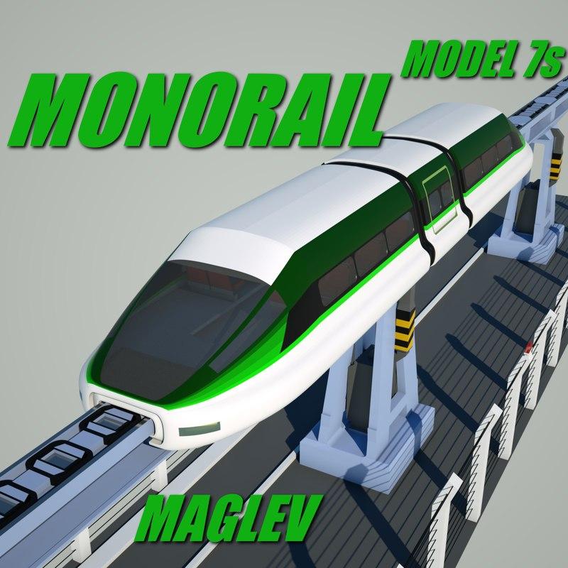 directx monorail 7s