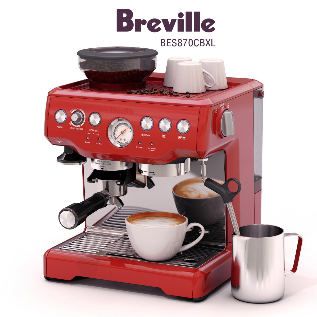 Breville Barista Express Bes870cbxl