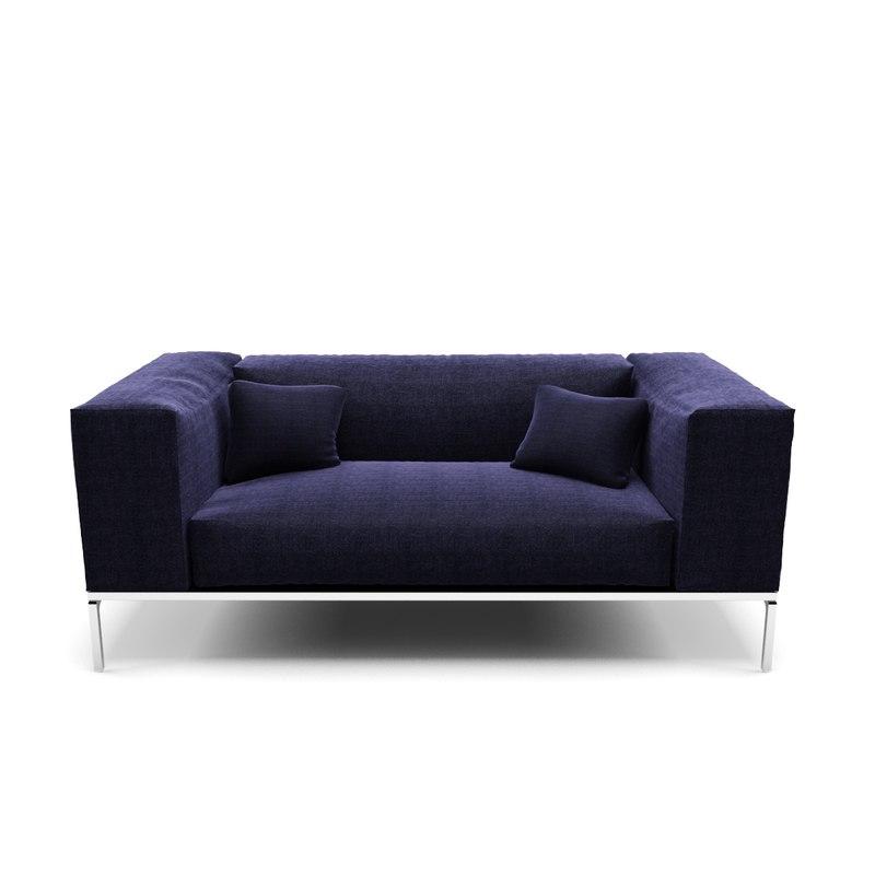 obj sofa cassina 191 moov. Black Bedroom Furniture Sets. Home Design Ideas