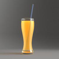juice glass x