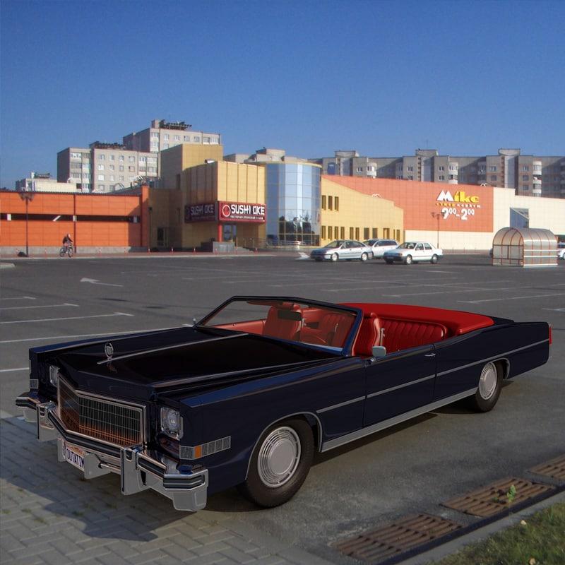 Cadillac Eldorado '74 Issue