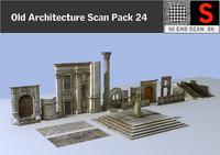 24 packed 3d model