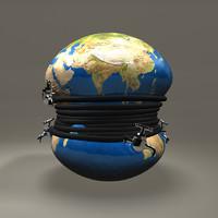 faucets globe obj