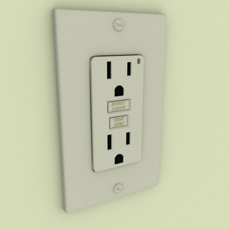 obj electrical outlet