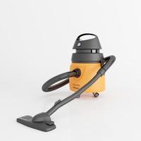 Vacuum Cleaner Electrolux Industrial