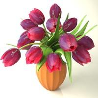 3d bouquet v4
