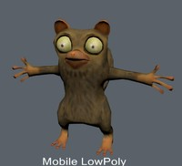 cartoon tarsier max