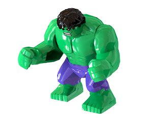 3d incredible hulk