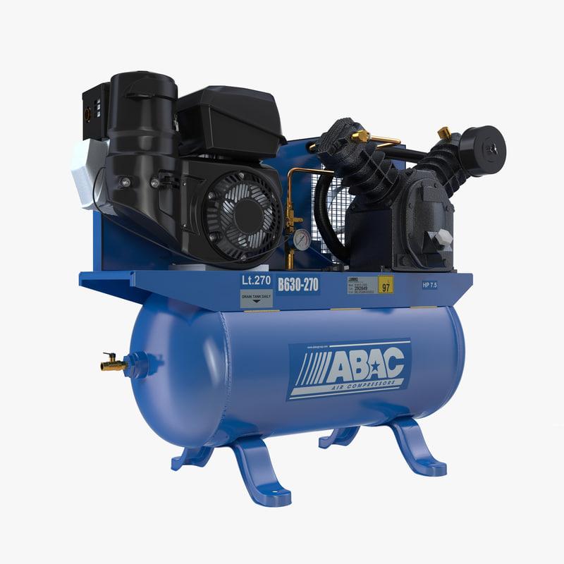 air compressor abac c4d