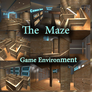 maze try 3d model