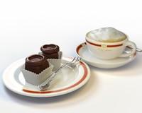 3d cake 053 model