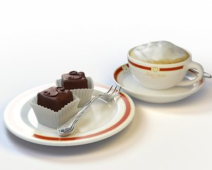cake 054 3d max