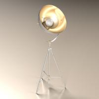 3d lamp 2013 model