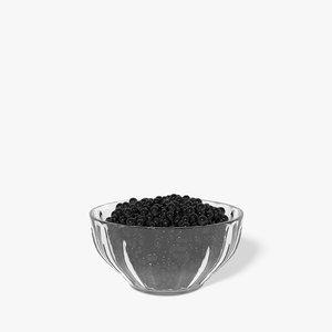 3ds max vase caviar