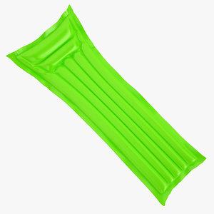 3d air mattress model
