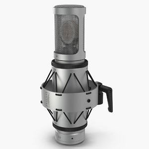 3d microphone brauner model