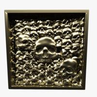 bas-relief relief 3d model