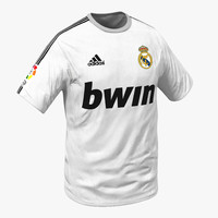 t-shirt real madrid max