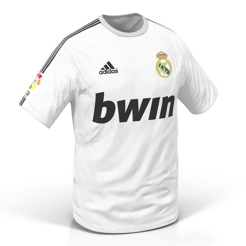 t-shirt real madrid max