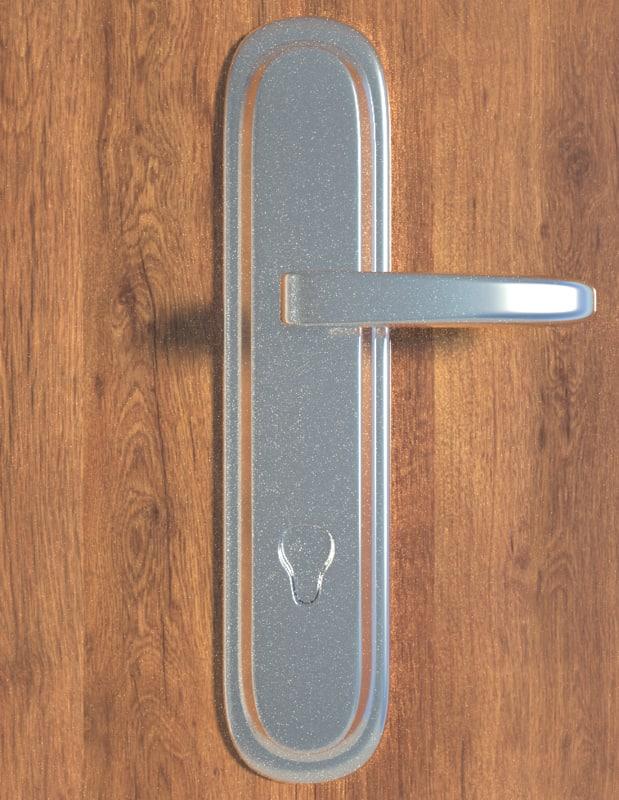 handle door obj