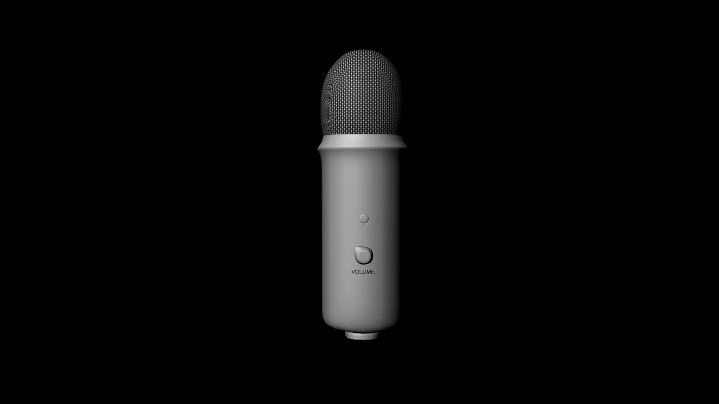 free x model studio microphone mic