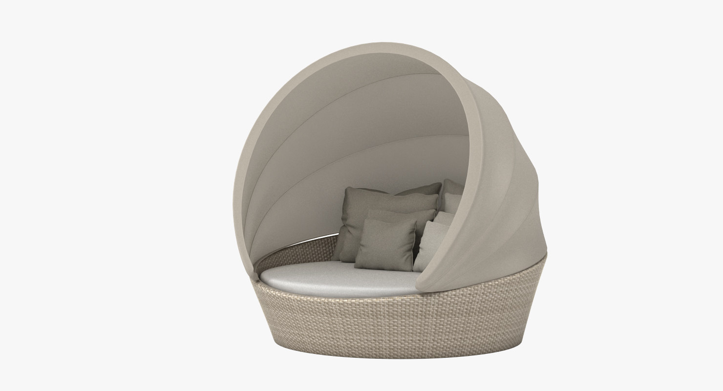 3d dedon orbit xxl. Black Bedroom Furniture Sets. Home Design Ideas