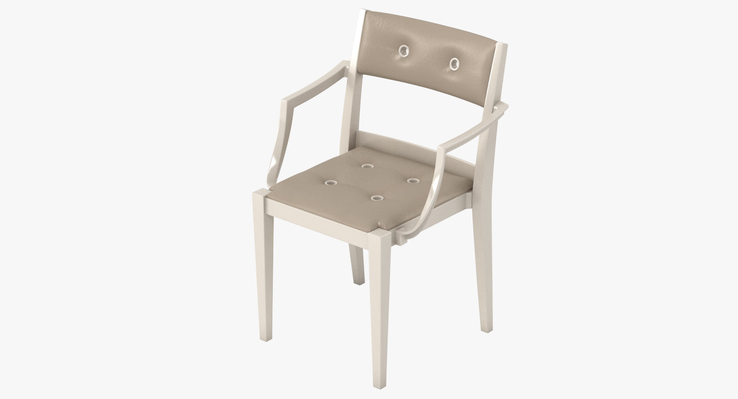 3d model dedon play chair philippe