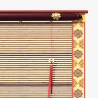 max chinese bamboo curtain
