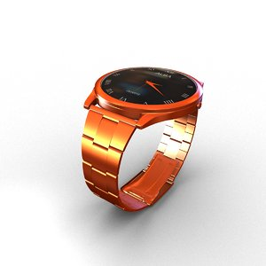 max bronze alba watch