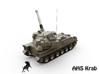 maya ahs krab artillery