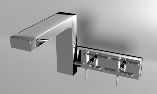 3d designer tap