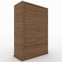 maya teia modeled sideboard