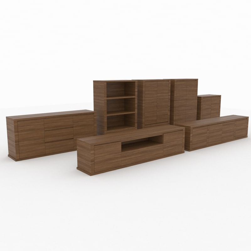 3d teia modeled model
