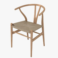 Wishbone Chair 002