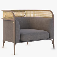 Gamfratesi Targa Lounge Chair