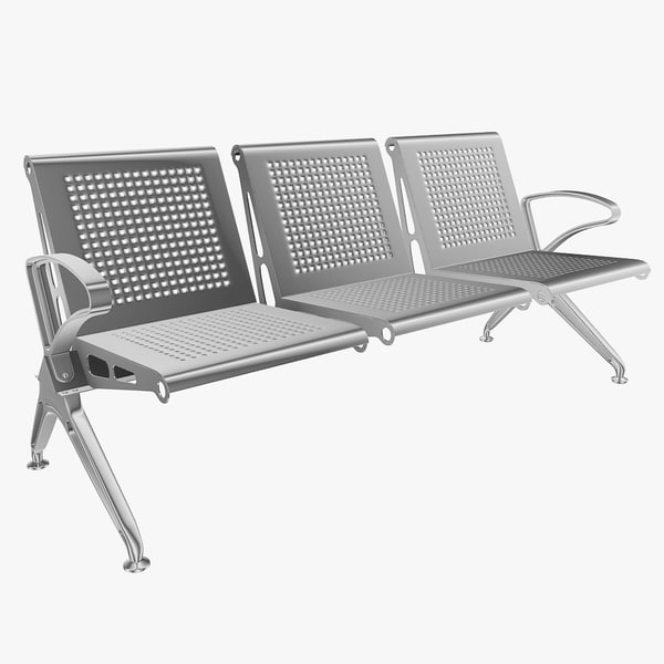 airport seating obj