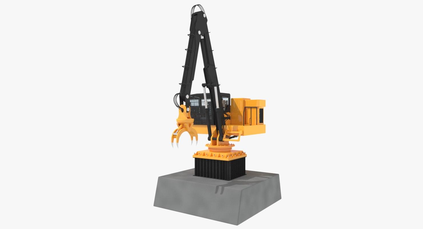 knuckleboom crane boom knuckle max